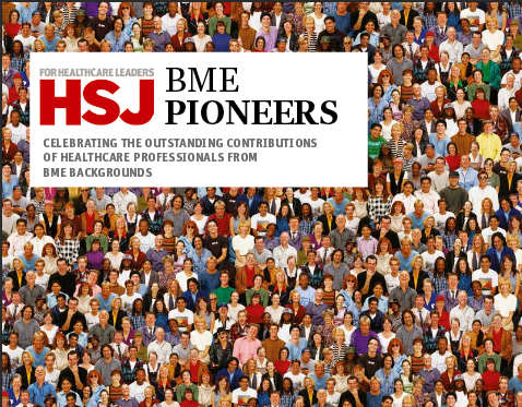 Congrats to Dr Lyfar-Cissé-BME Pioneer Award